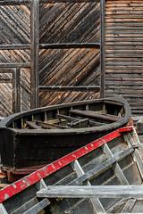 Board Members (Prestidigitizer) Tags: boat ship shipyard historic wood red pentaxk3 pentaxda50135mm nautical britanniashipyard