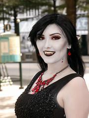 Marceline (greyloch) Tags: dragoncon cosplay costume adventuretime vampire 2019 animatedcharacter animatedcharactercostume cartoon canonrebelt6s niksoftware colorefexpro
