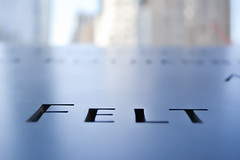 Remembering Ed Felt | 9/11 Memorial | NYC (Paul Tocatlian | Happy Planet) Tags: newyorkcity 911 september11 unitedflight93