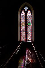 St Mark's Episcopal Church - Geneva, IL (Meridith112) Tags: geneva il illinois midwest kanecounty church window stainedglass religion pew bench nikon nikon2485 nikond610 2019 summer august stmarksepiscopalchurch