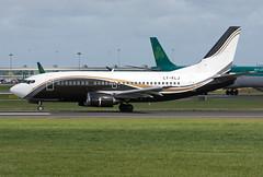 LY-KLJ Boeing 737-524 (Irish251) Tags: klasjet b735 737 737500 dublin dub eidw