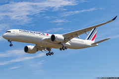 Air France Airbus A350-941 cn 331 F-WZFN // F-HTYA (Clément Alloing - CAphotography) Tags: air france airbus a350941 cn 331 fwzfn fhtya toulouse airport aeroport airplane aircraft flight test canon 100400 spotting tls lfbo aeropuerto blagnac airways aeroplane engine sky ground take off landing 1d mark iv avgeek avgeeks planespotter spotter news aviation daily insta avnerd planeporn megaplane avitionnews dailynews
