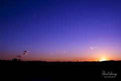 _MG_1824 - e t (Daniel Jiménez Fotógrafo) Tags: landscape paisaje atardecer getdark sun sunset lateafternoon building edificio cloud nube sky cielo colors purple yellow red pink dark darkness madrid spain españa danifotografia danieljimenezfotowixcomportfolio danieljg