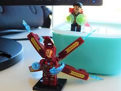 Toys (ricsmoraes) Tags: toys covilhã lego avengers