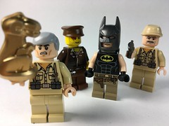 Adventurer Archaeologist Batman