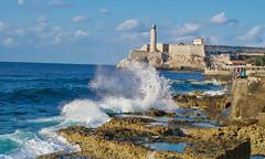 DSC_8648 (enter SAIDMAN) Tags: cuba latinoamerica latam caribe habana puerto mar azul faro lighthouse