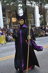 DCon_2019_Parade_Maleficent (IspywithmyPhotoEye) Tags: dragoncon dragoncon2019 dcon dragonconparade atlanta cosplay costume disney maleficent