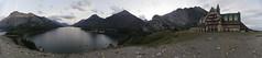Panorama (Boerseuntjie) Tags: princeofwales waterton alberta canada sony a99slt panorama