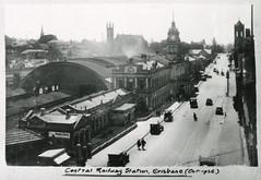 Brisbane Central Station