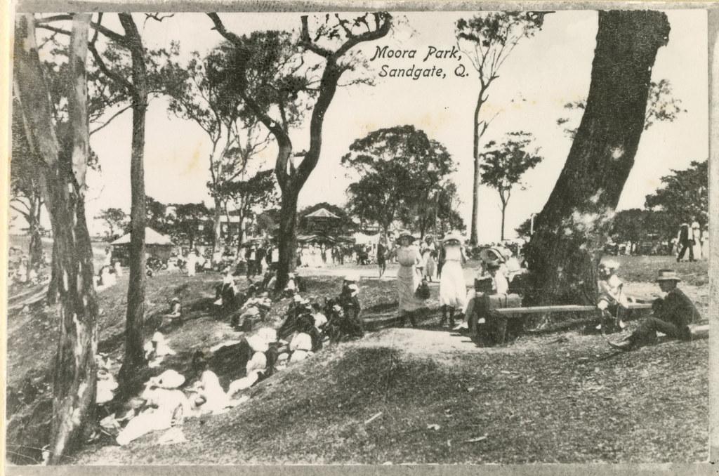 IID 435753 Historical-Places IM0236 Sandgate Moora Park Dept No.A9899