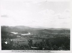 Brisbane Overlooking Enoggera Resevoir