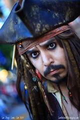 Captain Jack Sparrow (Sam Antonio Photography) Tags: pirates pirate captainjacksparrow male movie costume sandiego cosplay cosplayer johnnydepp comiccon sdcc sandiegocomiccon comicconinternational sandiegocalifornia sdcc2019