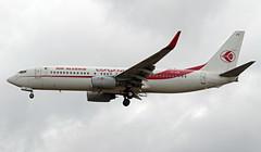 7T-VJN EGLL 18-07-2019 Air Algérie Boeing 737-8D6 cn 30206 (Burmarrad (Mark) Camenzuli Thank you for the 20.3) Tags: 7tvjn egll 18072019 air algérie boeing 7378d6 cn 30206
