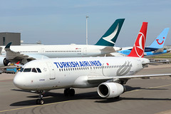 Turkish Airlines A320-200 TC-JPL arriving AMS/EHAM (Jaws300) Tags: canon5d cathay pacific airways a3501000 blxg tui b7878 dreamliner a351 a350 airbus boeing b788 b787 cathaypacific cathaypacificairways charterairline holiday schipol canon 5d jet international airport ramp apron taxiway terminal airplane aircraft netherlands holland stand gate amsterdam amsterdamschipol amsterdamschipolairport europa europe eu eos eham ams air turkey carrier a320 cfmi taxiing thy tk türk hava yollari türkhavayollari turkish airlines a320200 tcjpl arriving arrival parking parked göreme