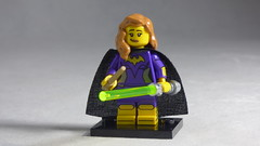 Brick Yourself Custom Lego Minifigure - Harry Potter, Star Wars Batgirl