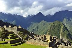 MACHU PICCHU, CUSCO, PERU _DSC2467-1 - (german_galvez) Tags: machupicchu cusco peru perou andes incas arquitecturainca arqueología jungla southamerica mountain