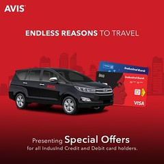 Endless Reason To Travel (avisindia) Tags: carrental avis india new offers