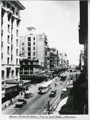 Brisbane Queen St Looking Sth West