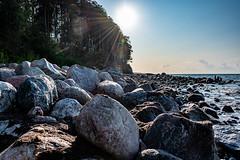 Stones beach Baltic Sea - Heiligendamm - 4188 (Peter Goll thx for +13.000.000 views) Tags: baddoberan mecklenburgvorpommern deutschland heiligendamm beach strand nikon nikonz nikonz6 nikkor nikkor28300 ostsee balticsea sea ocean meer