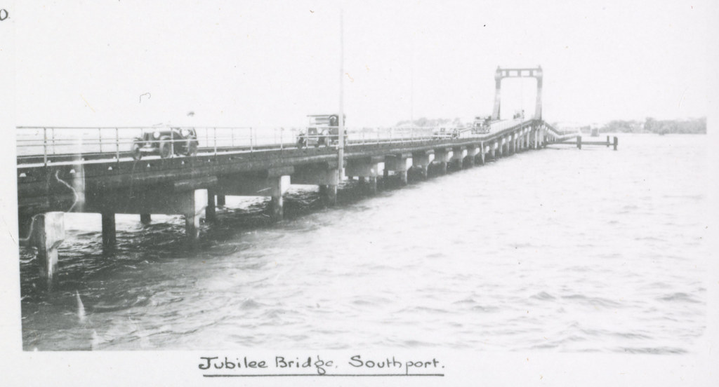 Southport Jubilee Bridge