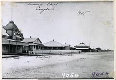 Croydon Samwell St 1905 (Queensland State Archives) Tags: image photo photograph photography bnw blackandwhite history classic archives record landscape portrait archi architecture brisbane australia qld queensland rural regional city sunset beach water sky red flower nature blue night white tree green flowers art light snow dog sun clouds