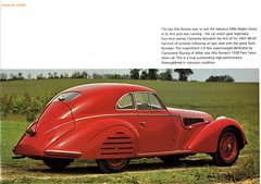 1938 Alfa Romeo 8C-2900B Berlinetta (aldenjewell) Tags: 1938 alfa romeo 8c2900b berlinetta coachwork touring auction catalog carrozzeria