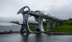 Photo of The Falkirk Wheel