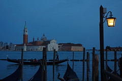 evening light - Basilica Del Santissimo Redentore - Venice - April 2019 (Dis da fi we) Tags: evening light venetian landscapes venice basilica santissimo redentore church most holy redeemer giudecca dorsoduro andrea palladio plague hour blue
