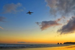 Día perfecto para volar (eitb.eus) Tags: eitbcom 16599 g1 viajesvacaciones iparralde hendaye josemariavega