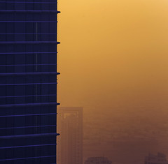 Cool yet Warm (durlavrchowdhurynasa) Tags: dubai mydubai expo2020 emirates uae cityscape sunrise lovindubai timeoutdubai colorful bluecolor haze morning