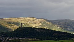 Wallace Monument (@WineAlchemy1) Tags: scotland williamwallace monument freedom abbeycraig rochead stirling landscape