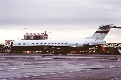 VR-BOO MD87 Fordair CVT 29-01-95