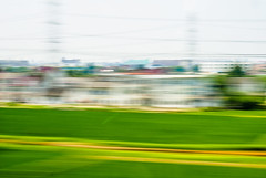 SpeedScape.jpg (Klaus Ressmann) Tags: klaus ressmann omd em1 landscape prc shanghai summer blurred flicvarious suburb klausressmann omdem1