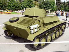 "T-70 Light Tank 6 • <a style=""font-size:0.8em;"" href=""http://www.flickr.com/photos/81723459@N04/48720964402/"" target=""_blank"">View on Flickr</a>"