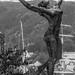 Bronze Statue Mono