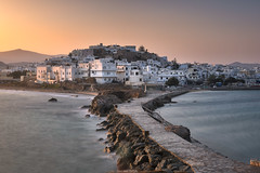 Chora Skyline in the Morning, Naxos, Greece (ansharphoto) Tags: aegean architecture beach beautiful blue boats building chora church city cityscape culture cyclades europe famous greece greek harbor history holiday house iconic illuminated landmark landscape mediterranean monument morning naxos outdoors port scene scenic sculpture sea skyline statue summer sunrise tourism town traditional travel urban vacation view village water white whitewash