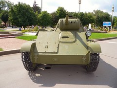"T-70 Light Tank 1 • <a style=""font-size:0.8em;"" href=""http://www.flickr.com/photos/81723459@N04/48720970517/"" target=""_blank"">View on Flickr</a>"