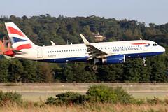 G-EUYS_02 (GH@BHD) Tags: geuys airbus a320 a320200 a320232 britishairways belfastcityairport ba baw aircraft aviation airliner unionflag speedbird shuttle