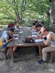 julio (15) (Eduma A.D.) Tags: cursomonitordeocioytiempolibre monitordecampamento monitor jardinbotanico educacionmedioambiental eduma