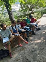 julio (12) (Eduma A.D.) Tags: cursomonitordeocioytiempolibre monitordecampamento monitor jardinbotanico educacionmedioambiental eduma