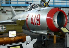 "MiG-17 Fresco 2 • <a style=""font-size:0.8em;"" href=""http://www.flickr.com/photos/81723459@N04/48721103893/"" target=""_blank"">View on Flickr</a>"