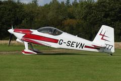 Van's RV-7 G-SEVN (Gavin Livsey) Tags: gsevn van's rv7 laarally sywell
