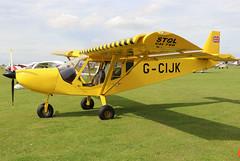 G-CIJK_01 (GH@BHD) Tags: gcijk zenairstolch750 zenair stolch750 ch750 laa laarally rally 2019 laarally2019 sywellairfield sywell microlight aircraft aviation
