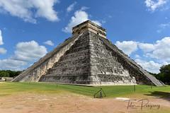 Chitzén Itzá  - Temple of Kukulcan (Tibor Pongracz) Tags: chichen itza yucatán el castillo kukulkan mexico maya historical