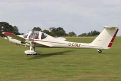 G-CBLY (GH@BHD) Tags: gcbly grob g109 g109b grobg109 laa laarally laarally2019 sywellairfield sywell aircraft aviation motorglider glider