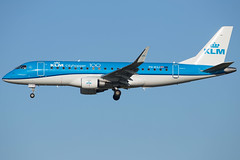 "KLM ERJ-175STD PH-EXJ ""100 years"" (wapo84) Tags: eham ams klm erj175 phexj"
