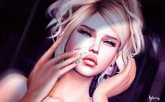 Se ha perdido Rocky (Yhesy) Tags: secondlife selfie nails it beautykartel blond blogger earrings portrait woman