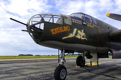 Tondelayo (joegeraci364) Tags: b25 air aircraft allied america antique art axis b17 b24 battle bomber campaign classic color combat dogfight duty europe fighter fine flight fly force fortress heritage history honor image liberator military mustang p51 photo photograph plane print states two united vintage war world p40 warhawk collings foundation