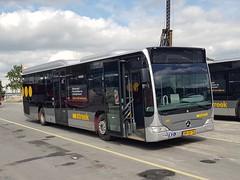 NLD Qbuzz 3237 ● Groningen Peizerweg (Roderik-D) Tags: qbuzz31003301 2009 dieselbus euro5 mercedesbenz citaro2 o530ü savas bege überlandbus streekbus 2axle 2doors ivu gorba 3237 bxgf75