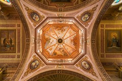 Betis Church Dome (nigelax) Tags: sony a7riv pixel shift church pampanga philippines